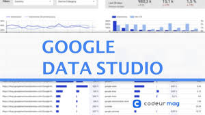 Data Studio quitte Google Drive